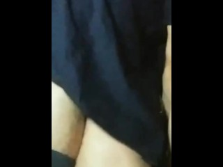 Cheated on girl friend with summisive slut from store
