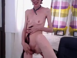 Hottest Homemade movie with Redhead, Solo scenes