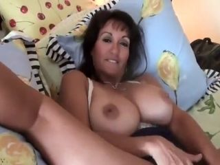 Correct grown up milf gets creamp...