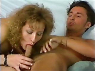 Perverse kinky looking Jeanny Bee cock sucking compilation