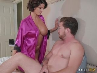 Housewife Joslyn pummeled by husband's BFF in the morning