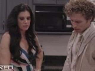 """India Summer Fucks Daughter's Boyfriend After Family Argument"""
