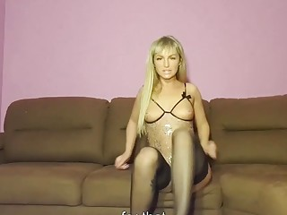 Jerk off instructions for you, little anal sissy