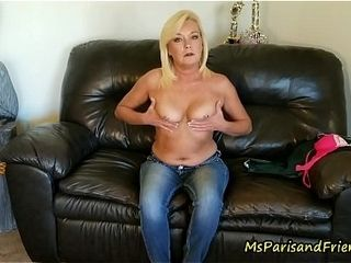 Ms Paris and Her Taboo Tales &quot_Mom&#039_s Skype Call&quot_