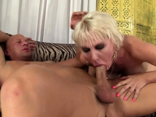 Light-haired Dalny Marga bashed and spunked