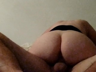 Plump cougar rails and gets plowed