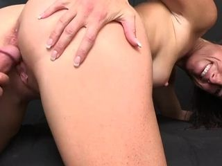 Cougar journey - massive shot of jizz to the face for chiseled cougar - Part 2