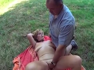 Hottest Amateur clip with Outdoor, Blonde scenes