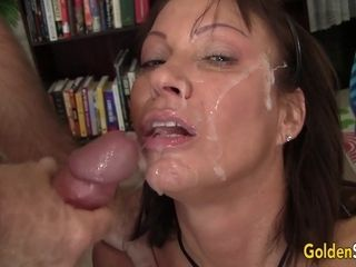 Matured bawd Vanessa Videl Is Gangbanged away from Five sultry Guys