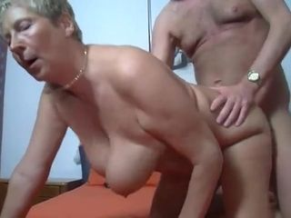 Grandmother Angelika Is In enjoy With A XXL - kitten foxx