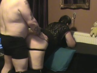 Slutty Slave Spanked and Fucked