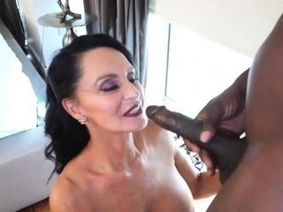 Full-Breasted mummy I´d Like To drill Take ample ebony dinky In vag