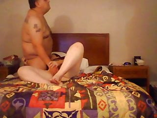 OUR fresh porn video MY fresh clean-shaved nut sack