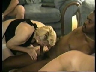 Cuckold wives fuck and suck party