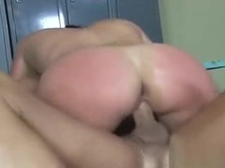 Gianna Michaels Is In The Locker bedroom At Her Local Gym,...
