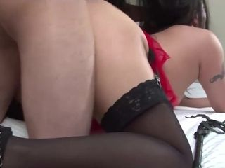 Hairy MILF Wants Ass Punishment By Son