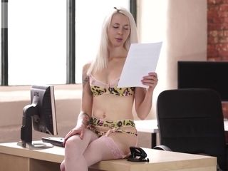 Fucked At Work Erotic Story Read by Ashleigh Doll