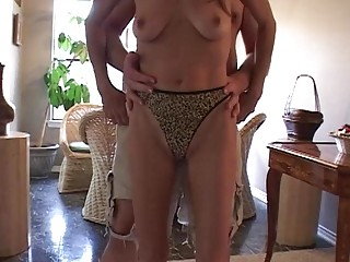 Desperate Petite Granny Gets Ass Fucked In Porn Audition