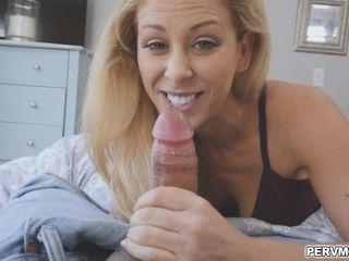 Cherie got pounded with stepsons masculine pillar