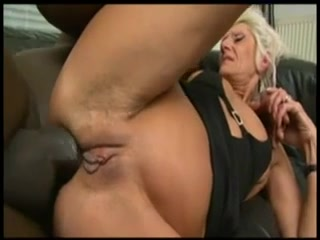 Claudia fucked in the ass by BBC
