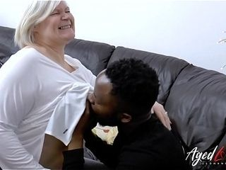 AgedLovE Lacey Starr bi-racial hard-core Footage