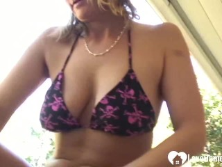 Mature honey gets shafted in her living apartment