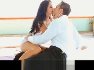 Ava Addams uncensored magnificent mother XXL hooters Balcony Romance
