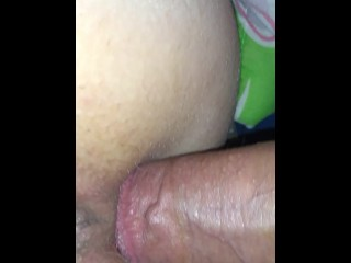 Nice and slow close up anal fucking tight sexy ass