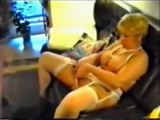 Hottest Homemade movie with Stockings, Masturbation scenes