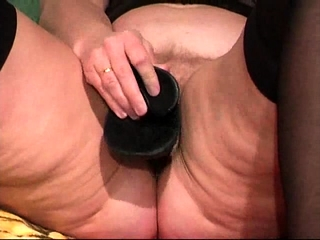 Solo mature tights super-bitch playthings