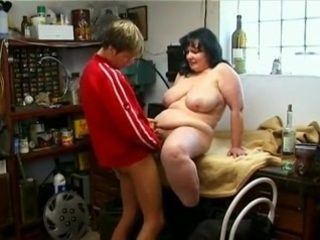 Mature woman and boy - 27