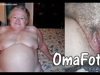 OmaFotzE Compilation for lay Granny Photos
