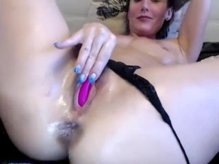 Anal invasion Russian mega-bitch luvs phat anal invasion fake penises