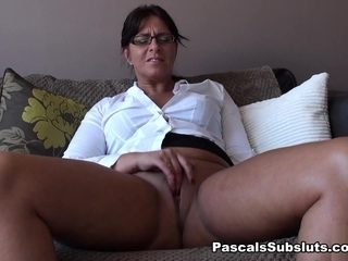 """Amber Rodgers - """"Go Back On the Sofa and Spread Your Legs"""" - PascalSsubsluts"""