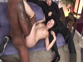 Impressive adult sequence bi-racial molten like in your desires