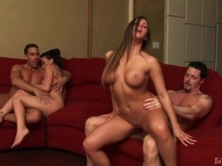 Two Amoral Couples Are Eager To Swing - Group Sex