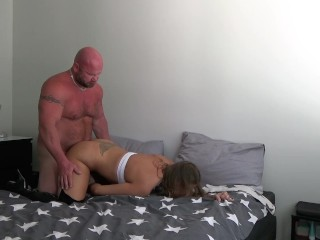 Kinky fuck-a-thon with my Muscle grizzly (Part 2)