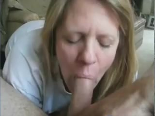 BJ & Cum in her throat