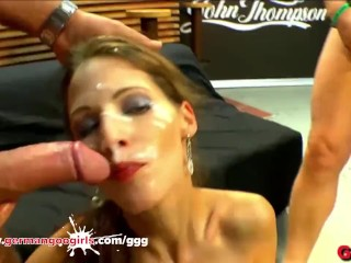 German glop Girls - big-shot be advantageous to Cum Viktoria