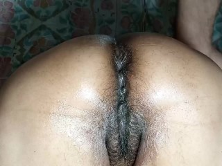 'Anal Farting indian wife anal fart, Big Cock painful anal wild anal Loud Crying'