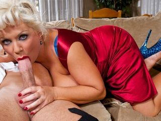 Claudia Marie & Bill Bailey in Seduced by a Cougar