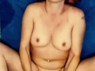 Mom getting fucked whilst husband away step son helps her needs