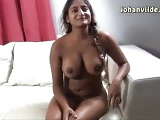 Sexy Body Indian Black Beauty Fucked