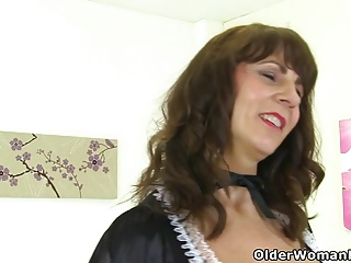 Britain's milf maids at your service