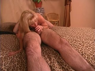 Mature Carol Cox Gets A mouthhole Of jism From A youthful paramour