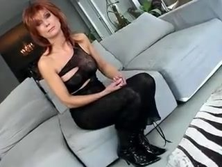 Mature Redhead Still Great Body