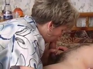 Mature And blond suck off inexperienced
