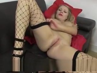 Abi's So naughty She Can't Help But jerk!