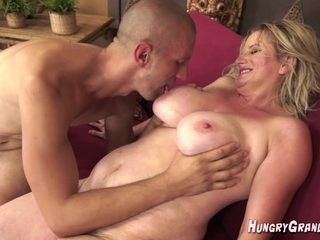 Naughty Mature fucks husband