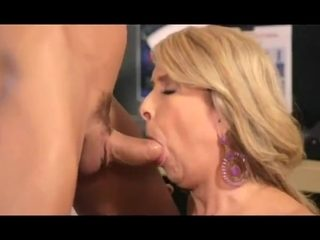 Gorgeous milf getting fucked